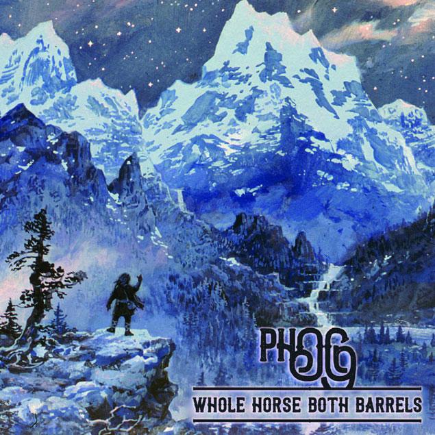 phOG 'Whole Horse Both Barrels'