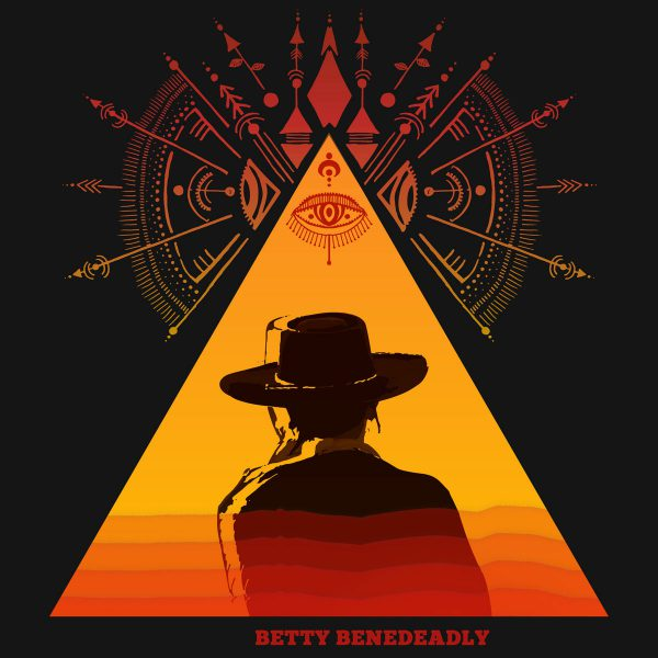 Betty Benedeadly 'From The Mesa'