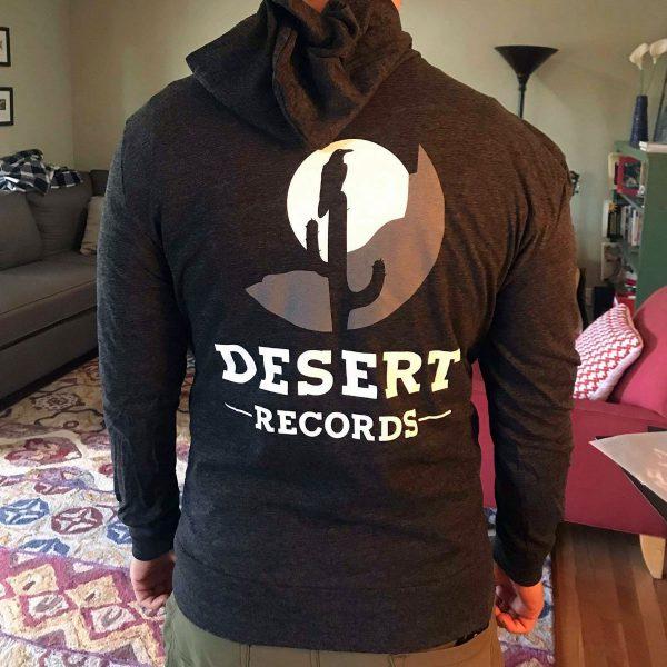 Desert Records Hoodie