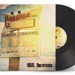 The Gral Brothers 'Caravan East' - Black Vinyl