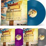 The Gral Brothers 'Caravan East' - Color Vinyl