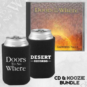 Doors To No Where CD + Koozie Bundle